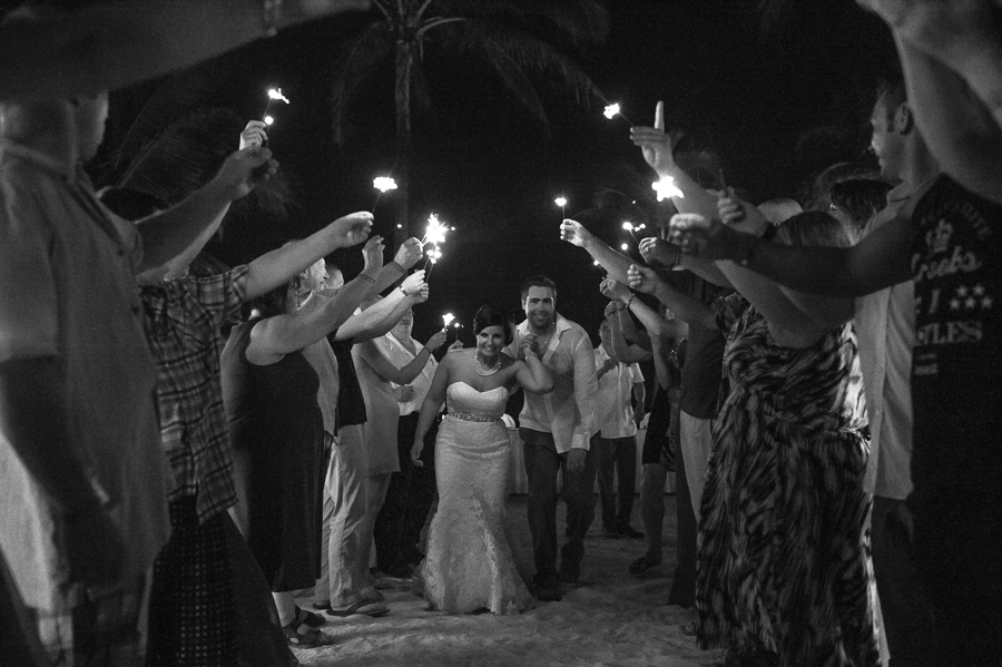 Cassie + Josh | Barcelo Maya Wedding Photographer