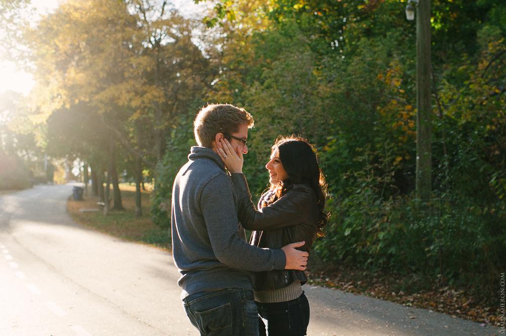 Peter + Blaire :. Toronto Sherwood Park Engagement