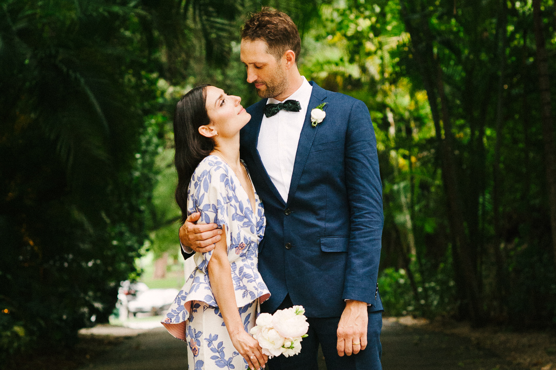 A + J :. Villa Woodbine Miami Wedding