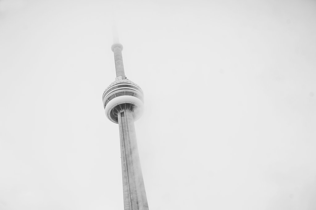 CN Tower Toronto Wedding
