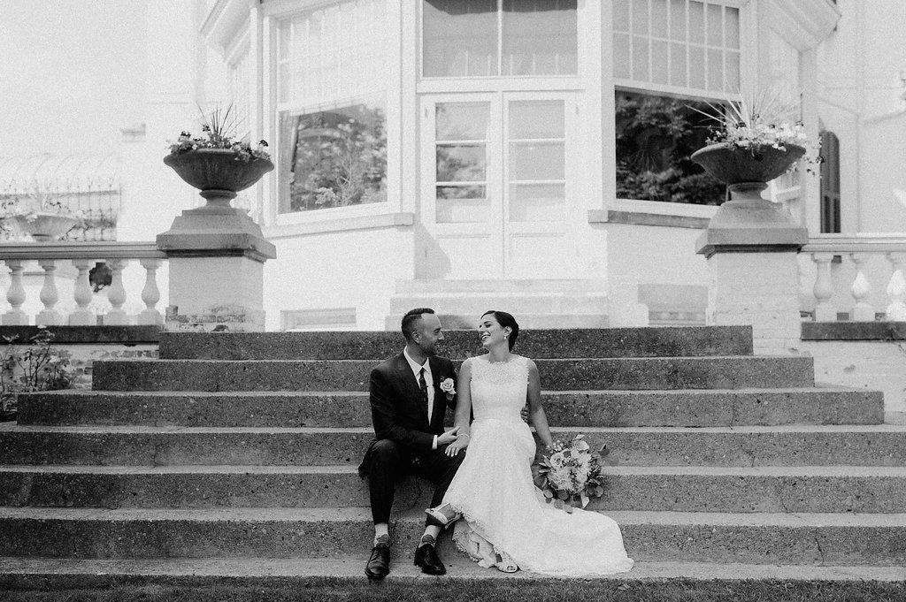 Whimsical Spadina House Wedding