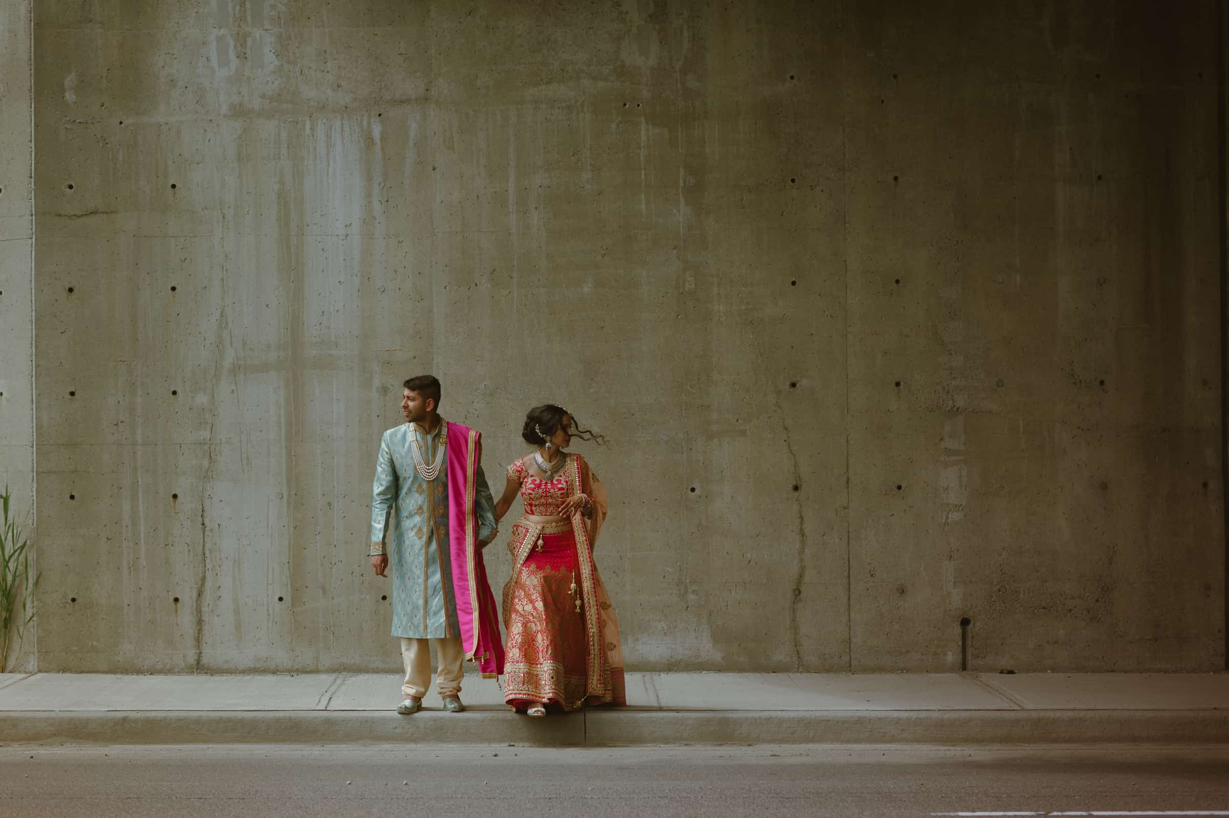 Stunning Indian Fusion Wedding in Toronto // Coming Soon!